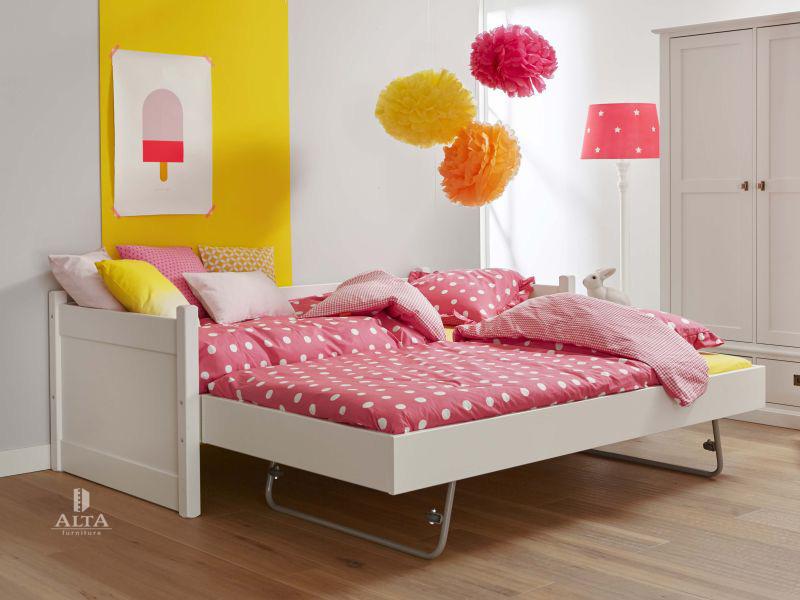 Bedbank En Logeerbed.Alta Bedbank Dicht Met Jump Up Bed Alta Furniture