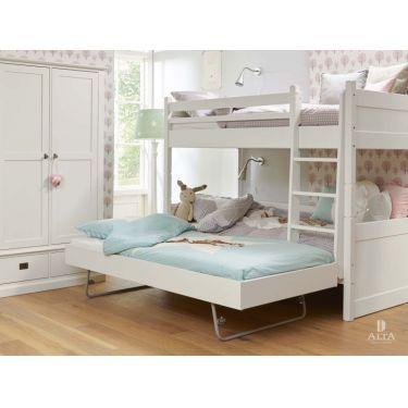 Alta Stapelbed met jump-up bed, deelbaar