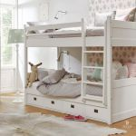 Alta Bunk bed with 4 drawers, divisible
