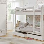 Alta Bunk bed with 2 drawers, divisible