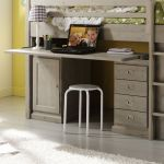 Alta Schreibtisch für Halb-Hochbett