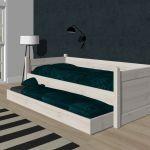 Alta Canapé-lit fermé et tiroir pour matelas