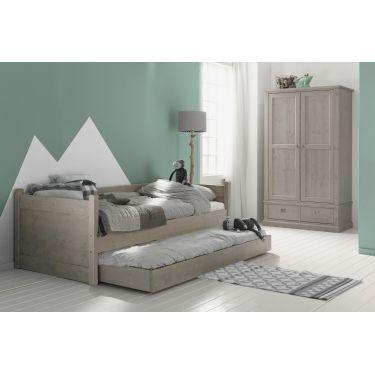 Alta Bettcouch dicht mit Matratzenschublade