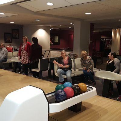 Bowlingcentrum Overhees - Nieuwjaarsbowlen