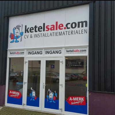Ketelsale.com opent haar winkel