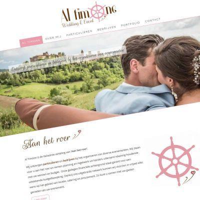 Al Timone website online!