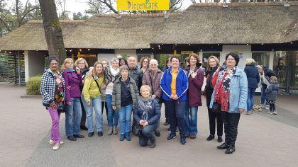 RABObank Amersfoort Eemland op stap met community groep