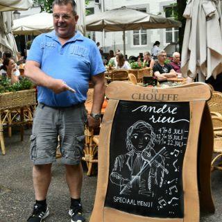 Mannenkoor Apollo ging weekend naar Maastricht