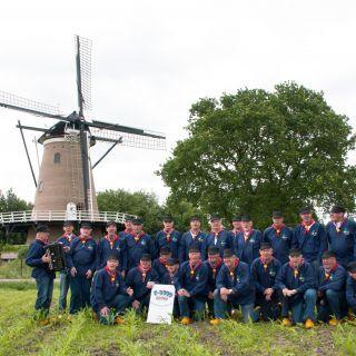 10 Jaar bestaan molen De Windhond
