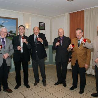 Nieuwjaarsbijeenkomst Soester Mannenkoor Apollo 2012