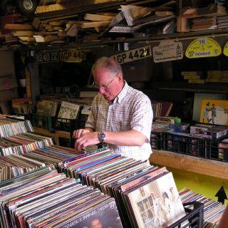 Apollo's boeken- en platenmarkt 2009