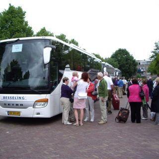 Fotocollage Engelandreis mei 2010
