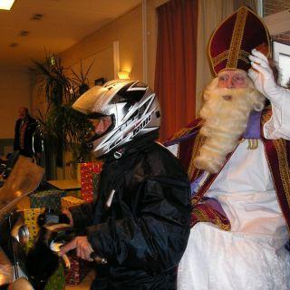 Sint Nicolaasfeest bij Apollo 2009