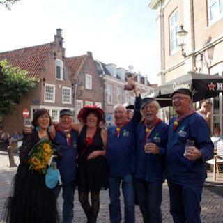 2e Prijs voor Knollenkoor in Amersfoort 2012