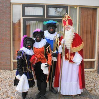Sinterklaasfeest zaterdag 23 november 2013