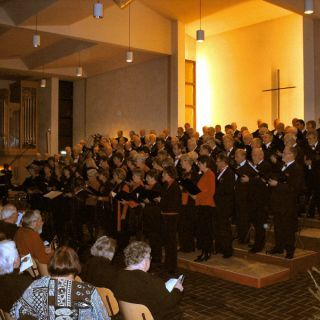 Kerstconcert 2009 m.m.v. Vocal Society