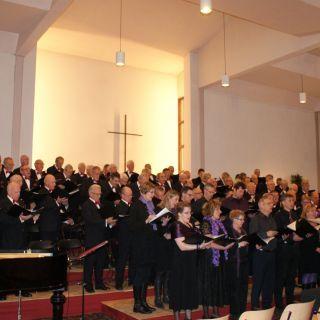 Kerstconcerten op 15 en 16 december 2011