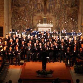 Apollo in het nieuwjaarsconcert van PVO 2010