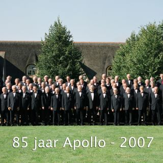 14 september 2007: Apollo 85 jaar