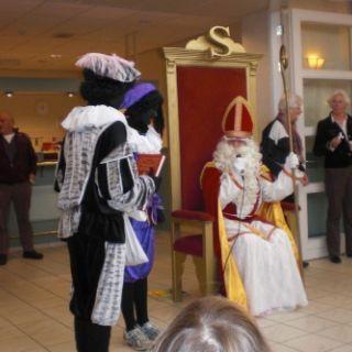 Sinterklaas bij Apollo 2012