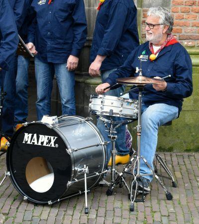 Drummer Knollenkoor