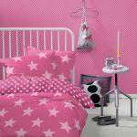 Damai dekbedovertrek Starville pink