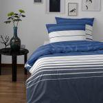Damai dekbedovertrek Riva blue