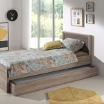 Bed Emma met matraslade