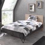 Bed William, 120x200 cm