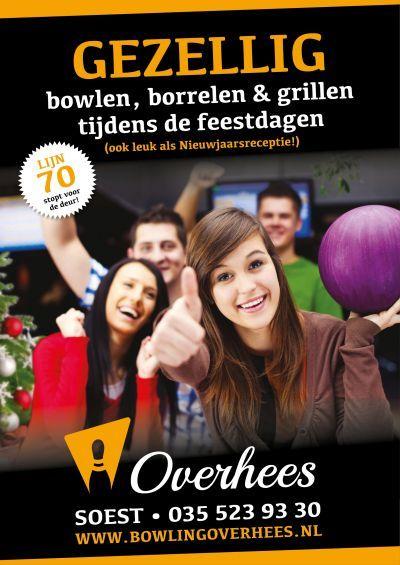 Bowling- en Partycentrum Overhees