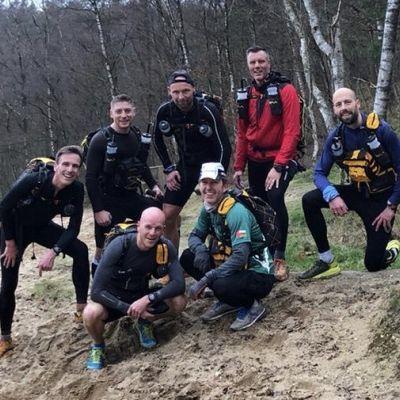 Marathon Des Sable Training