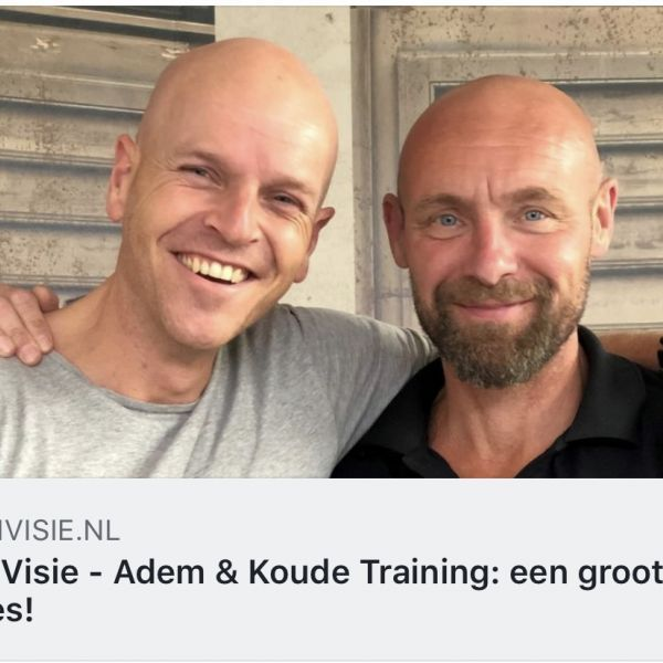 Eén groot succes - Adem&Koude Training