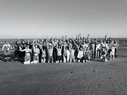 Novamedia gaat met 50 collega's de koude zee in!