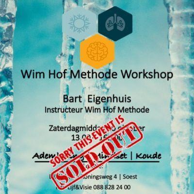 SOLD OUT | 10 oktober 2020 Fundamentals Workshop Wim Hof Method | Bart Eigenhuis
