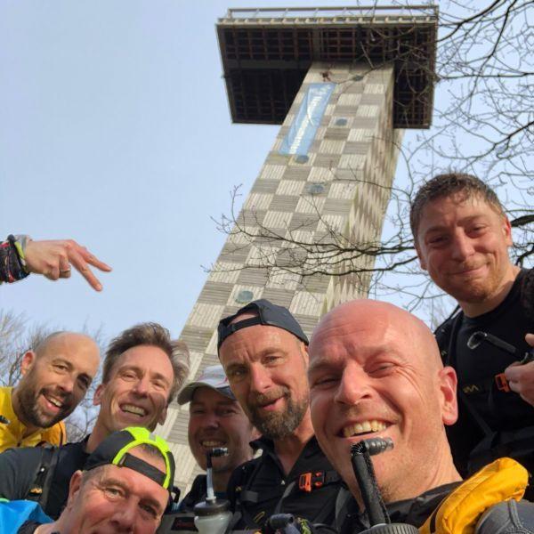 Trainen voor de Marathon des Sables 2020