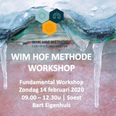 Wim Hof Fundamental Workshop | zondagochtend 14 februari | Bart Eigenhuis