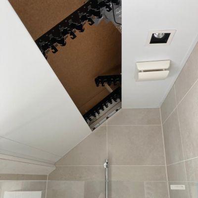 Luxalon lamellen plafond
