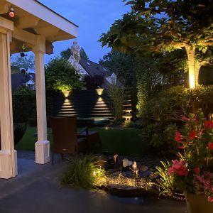 Breng sfeer in uw tuin met juiste verlichting