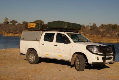 4x4 Autohuur Namibië, Botswana & Zuid-Afrika met en zonder kampeer uitrusting
