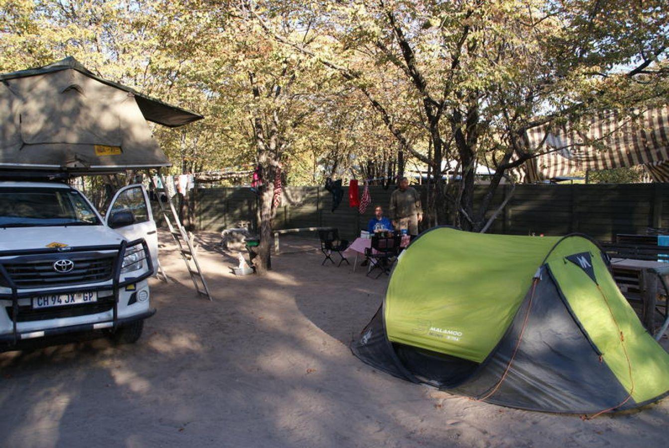 Audi Camp - ©Fair Mundo Travel