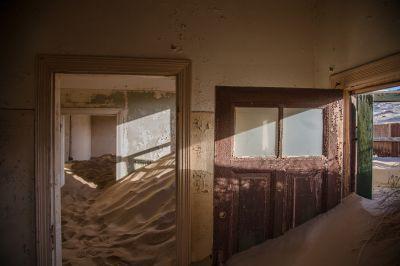 Kolmanskop, Luderitz en Aus