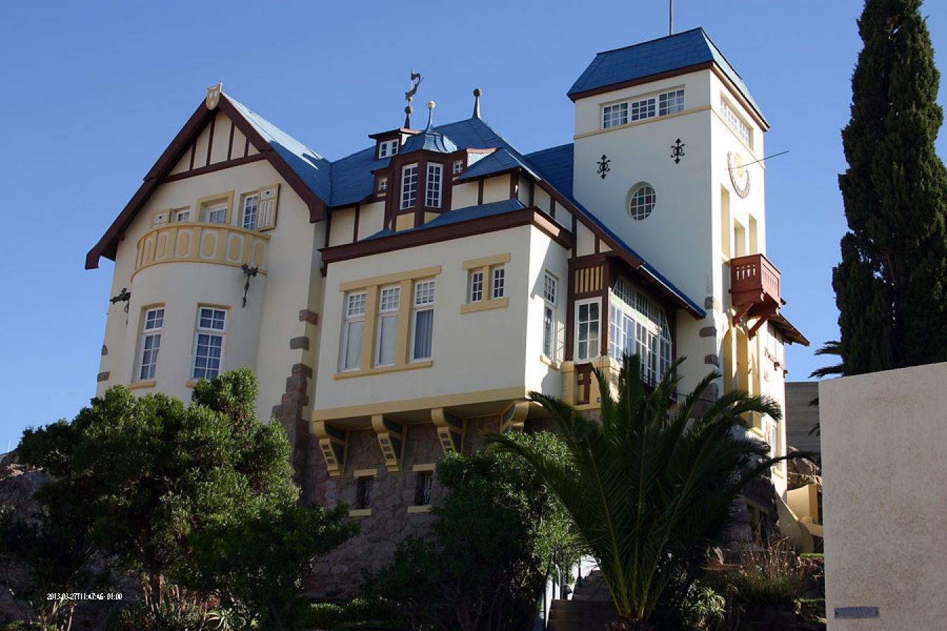 Goerke Haus Lüderitz
