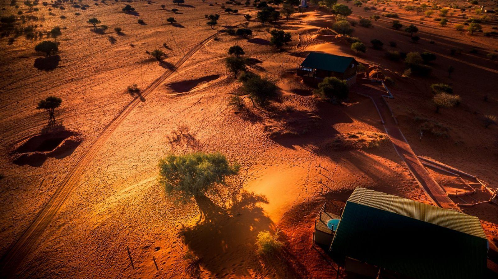 Zandvlakte Bagatelle game ranch