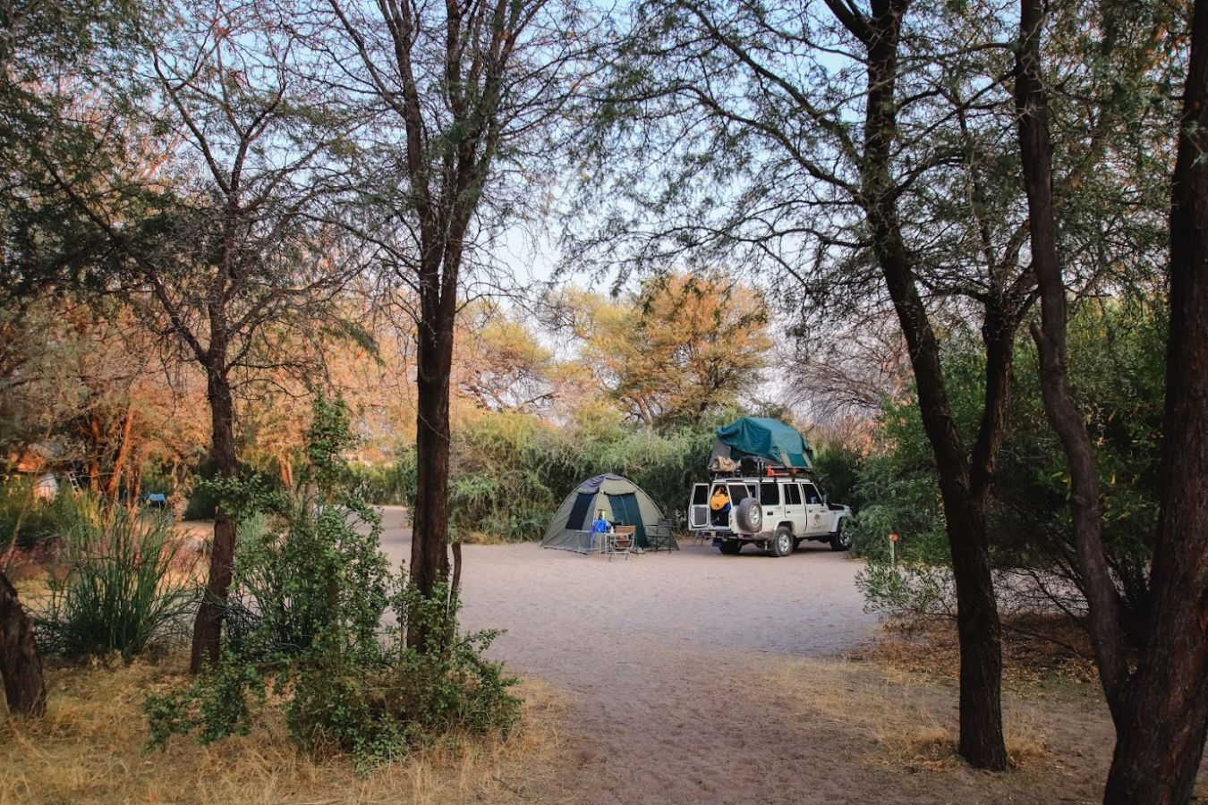 Boteti River Camp