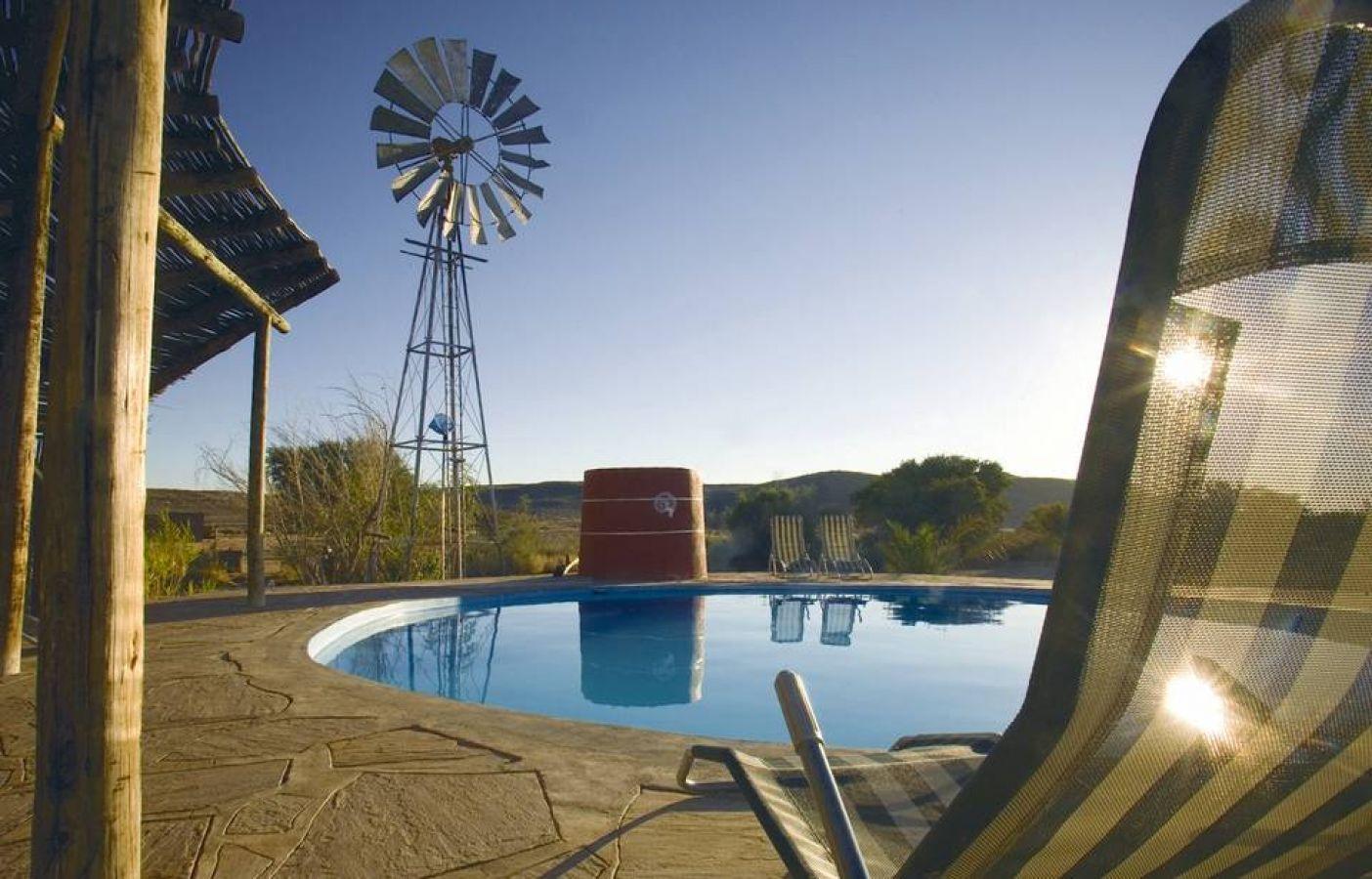 Canyon Roadhouse zwembad