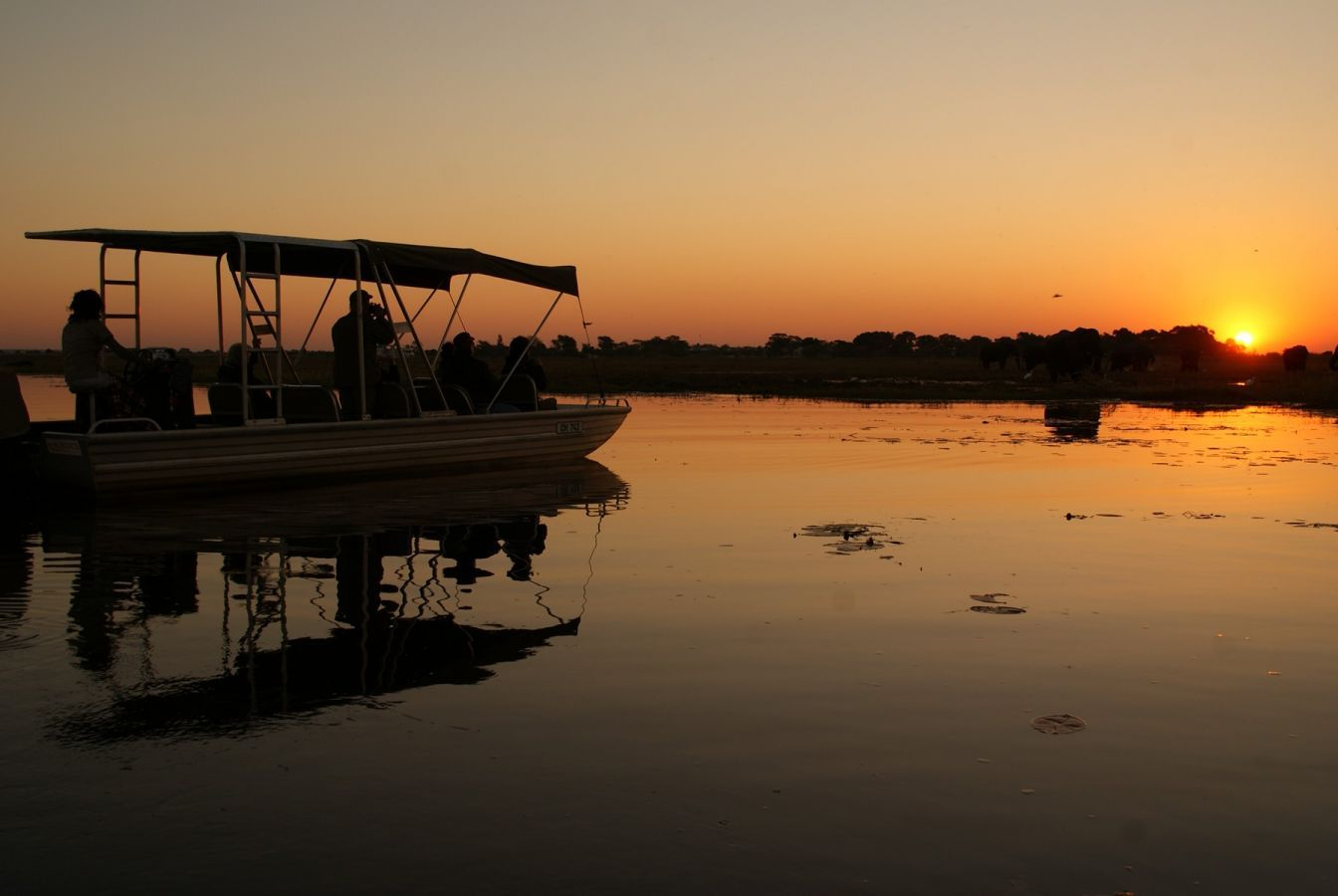 Chobe Riverfront in Chobe National Park - ©Fair Mundo Travel