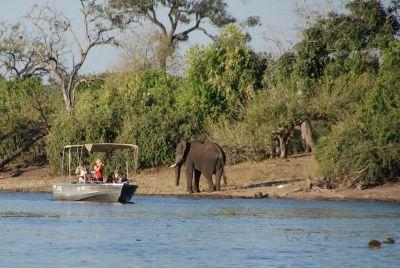 Chobe Riverfront