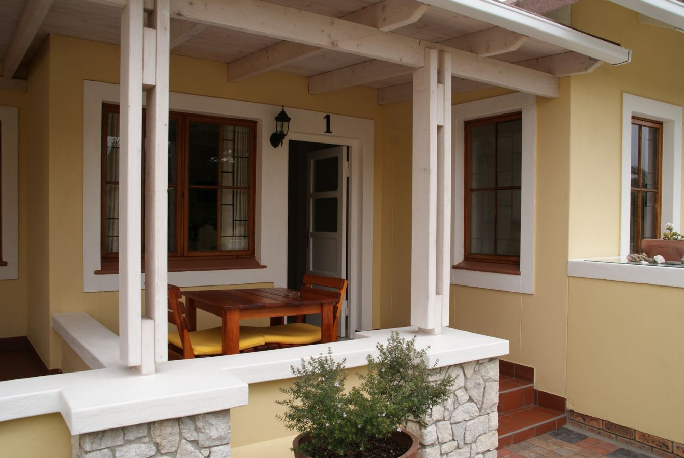 Cornerstone Guesthouse - ©Fair Mundo Travel