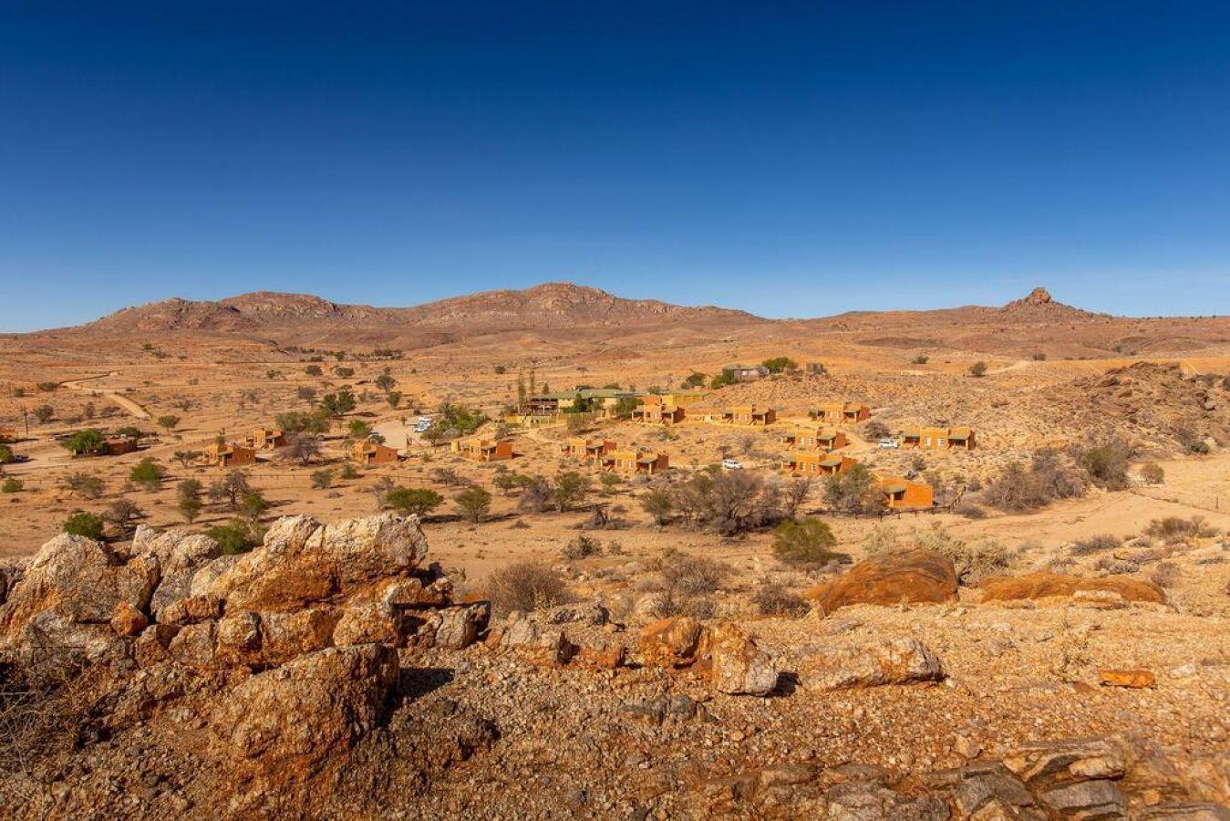 Desert Horse Inn omgeving