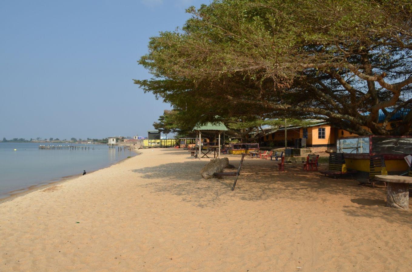 Strand Lake Victoria Entebbe